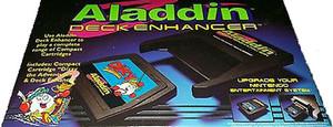 Aladdin Deck Enhancer with Dizzy the Adventurer - NES Game