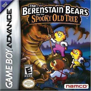 Berenstain Bears Spooky Old Tree, The - Game Boy Advance Game