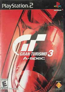 Gran Turismo 3 A-Spec Not For Sale - PS2 Game