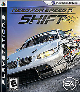 Need for Speed Shift - PS3 Game