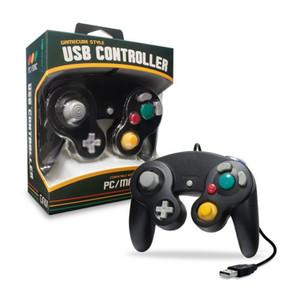 PC and Mac USB Controller Grey - Nintendo GameCube
