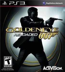 007 GoldenEye Reloaded - PS3 Game
