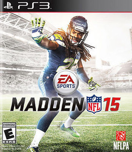 Madden 15 - PS3 Game