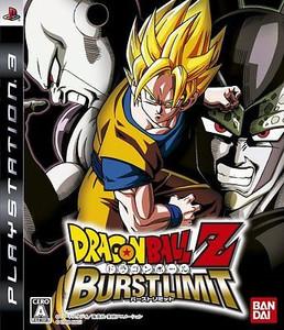 Dragon Ball Z Burst Limit - PS3 Game