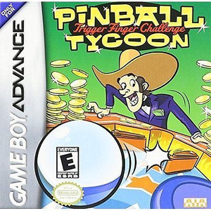 Pinball Tycoon - Game Boy Advance Game