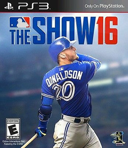 MLB The Show 16 - PS3 Game