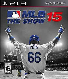 MLB The Show 15 - PS3 Game