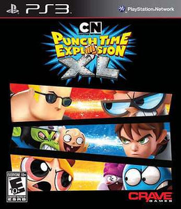 Cartoon Network: Punch Time Explosion XL - PS3 Game