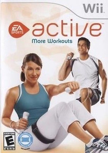 EA Sports Active: More Workouts - Wii Game