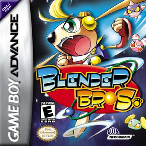 Blender Bros - Game Boy Advance Game