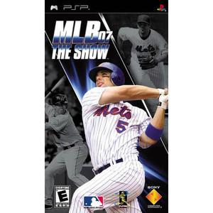 MLB 07 The Show - PSP Game
