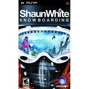 Shaun White Snowboarding - PSP Game