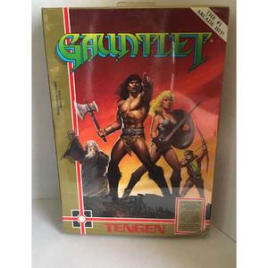 New Gauntlet (Tengen) - NES Factory Sealed Game