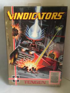 New Vindicators (Tengen) - NES Factory Sealed Game