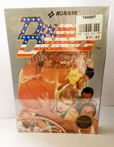New Double Dribble - NES Factory Sealed Game