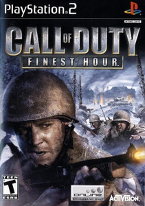New Factory Sealed Call of Duty 3 - PS2 Game