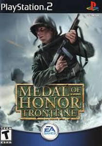 New Factory Sealed Medal of Honor Frontline - PS2 Game