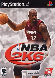 New Factory Sealed NBA 2K6 - PS2 Game