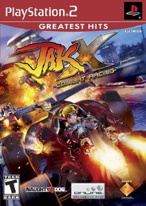 New Factory Sealed Jak X Combat Racing Greatest Hits - PS2 Game