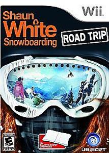 New Sealed Shaun White Snowboarding Road Trip - Wii Game