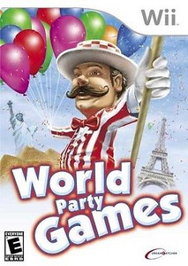 New Sealed World Party Games - Wii Game
