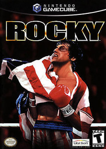 New Sealed Rocky - GameCube Game