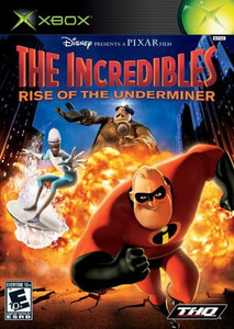 New Factory Sealed Incredibles Rise of the Silver Surfer, The - Xbox Game
