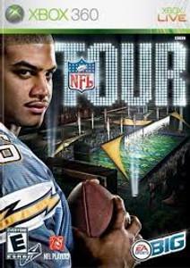 New Sealed NFL Tour - Xbox 360 Game