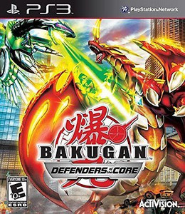 New Factory Sealed Bakugan: Defenders of the Core