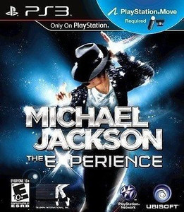 New Factory Sealed Michael Jackson: The Experience - PS3 Game