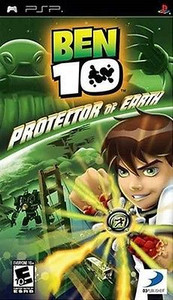 New Factory Sealed Ben 10: Protector of Earth - PSP Game