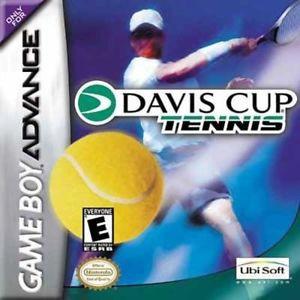 Davis Cup Tennis - Game Boy Advance Game