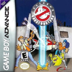 Ghostbusters Extreme - Game Boy Advance Game