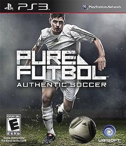 Pure Futbol - PS3 Game