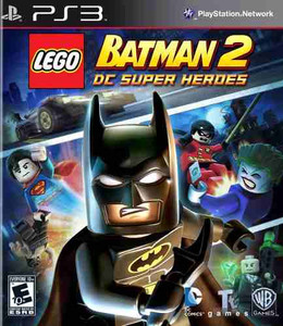 Lego Batman 2 - PS3 Game