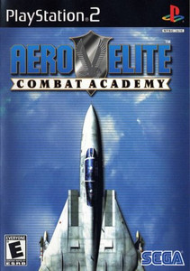 Aero Elite Combat Academy - PS2 Game