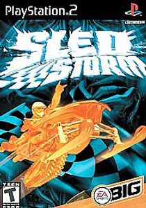 Sled Storm - PS2 Game