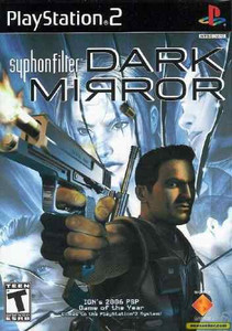 Syphon Filter Dark Mirror - PS2 Game
