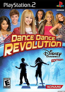 Dance Dance Revolution Disney Channel - PS2 Game