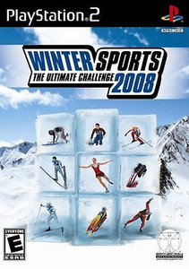 Winter Sports 2008 - PS2 Game
