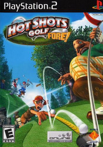 Hot Shots Golf Fore! - PS2 Game