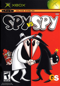 Spy vs Spy - Xbox Game