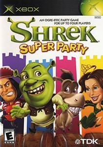 Shrek Super Party - Xbox Game