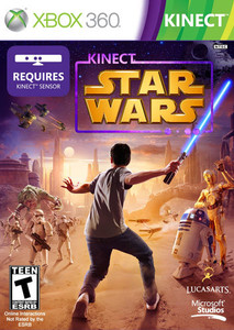 Kinect Star Wars - Xbox 360 Game