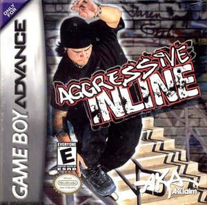 Aggressive Inline - Game Boy Advance Game