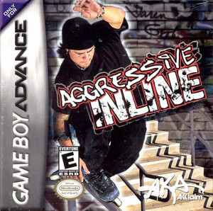 Aggressive Inline - Game Boy Advance Game