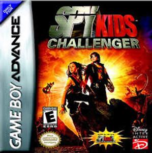 Spy Kids Challenger - Game Boy Advance Game