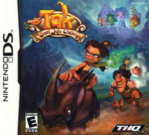 Tak The Great Juju Challenge - Nintendo DS Game