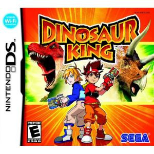 Dinosaur King - Nintendo DS Game
