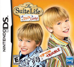 Suite Life of Zack & Cody, The - Nintendo DS Game